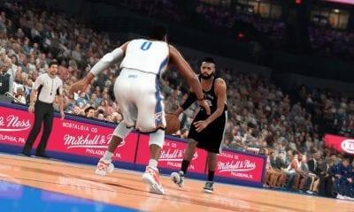 NBA 2K17 All-Star Game