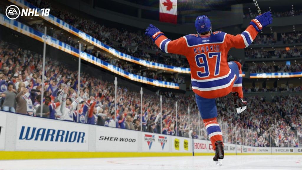NHL18-McDavid Celebration2_1920x1080