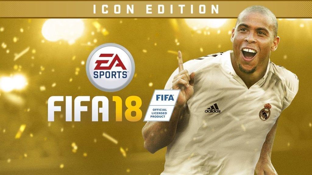 FIFA 18 Ships on September 29, Pre-Order Ronaldo or Icon Edition