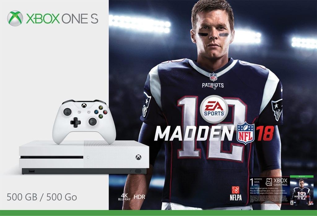 XboxOneSMaddenNFL18