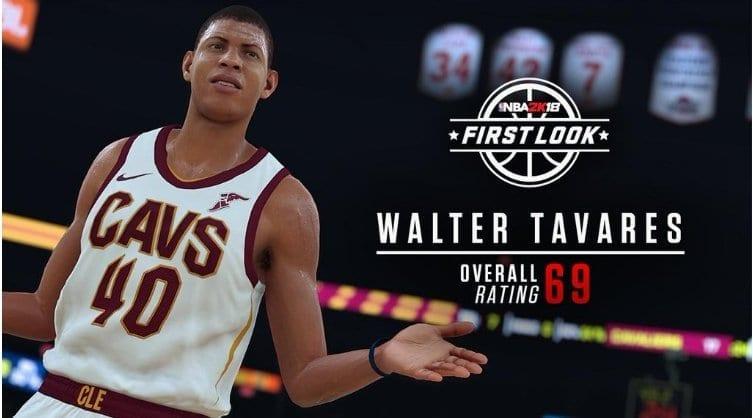 More NBA 2K18 Player Ratings & Screenshots - Melo, Gobert ...