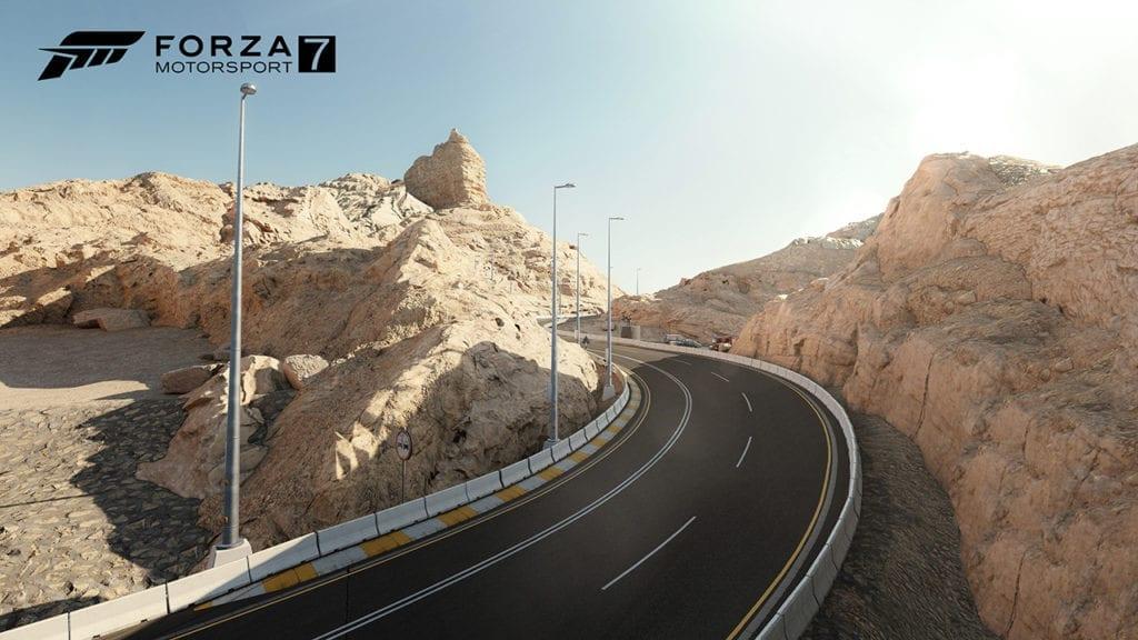 FM7 Track Reveal Dubai
