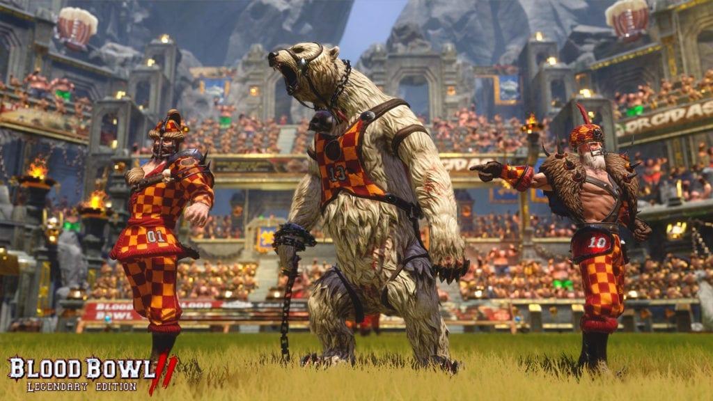 Le Club Esports Gameward: Blood Bowl 2: Legendary Edition Will Please Fans Of The
