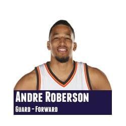 AndreRobersonHornets