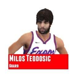 MilosTeodosicClippers