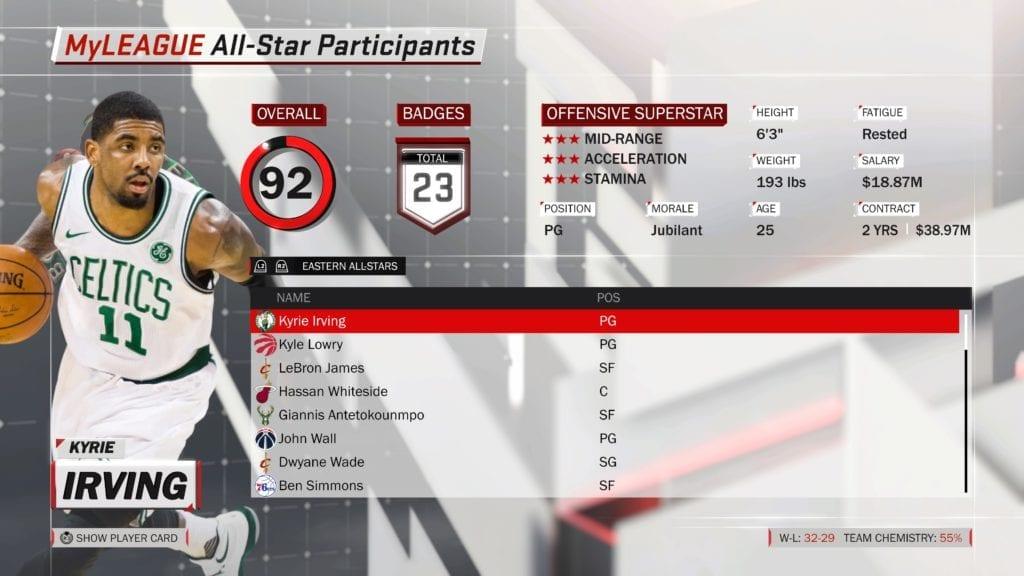 NBA 2K1820171029201129