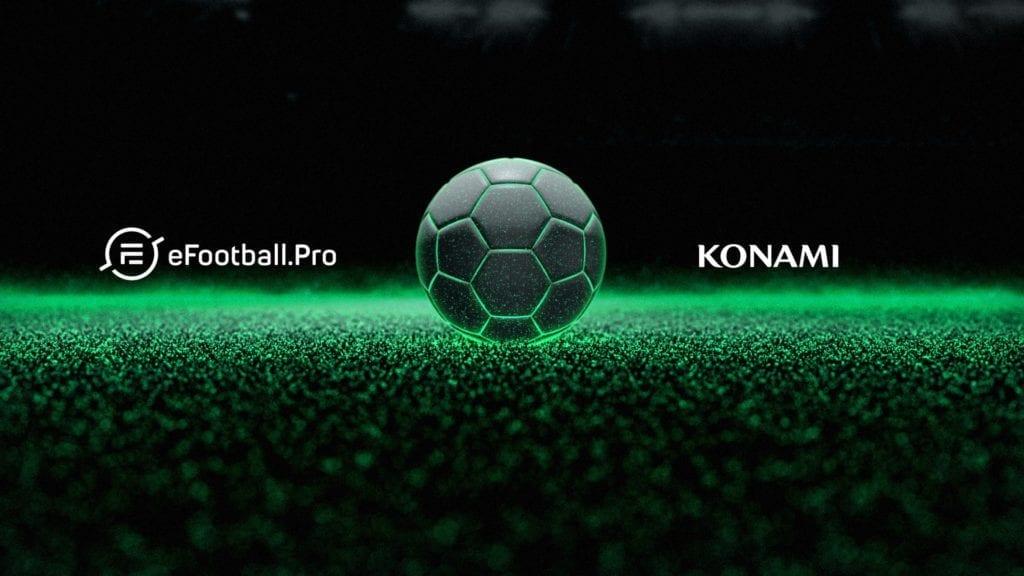 eFootballPro and KONAMI Image