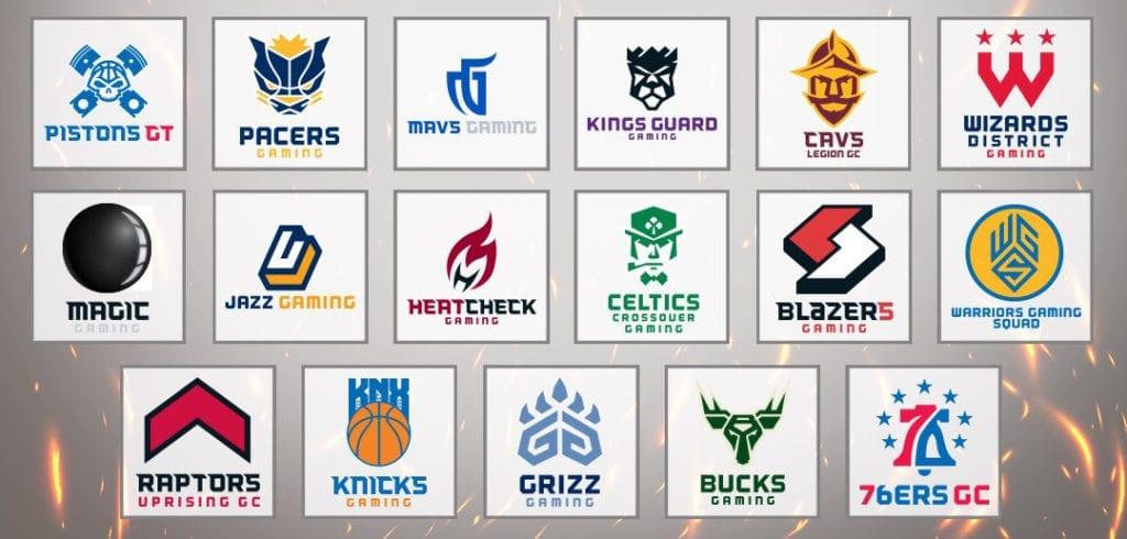 NBA 2KLeague Takım Logoları