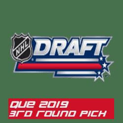 Red Wings Draft Pick 3