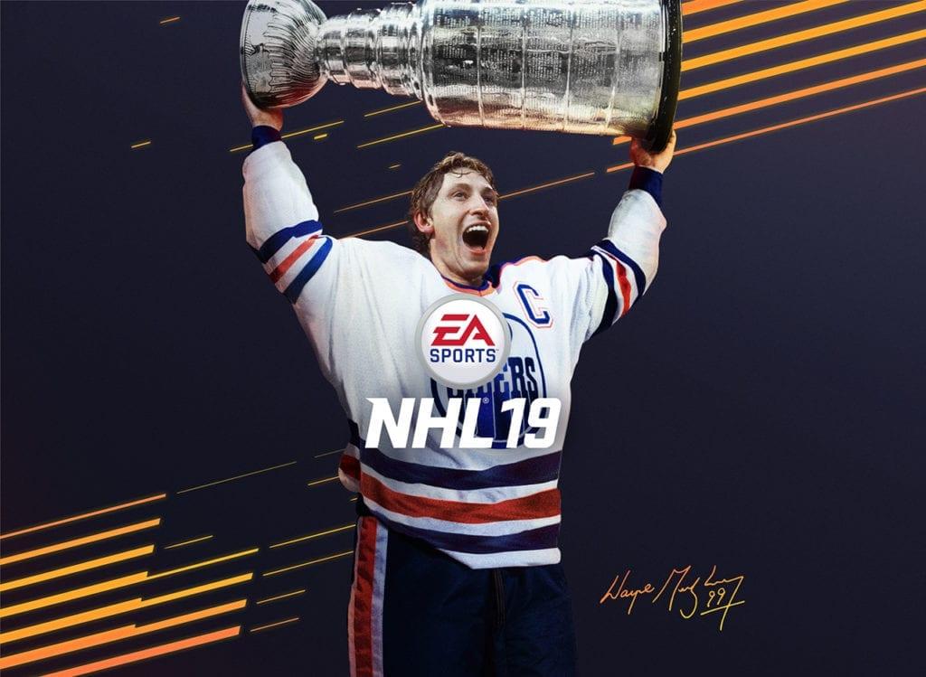 Legends Edition Key Art - Gretzky