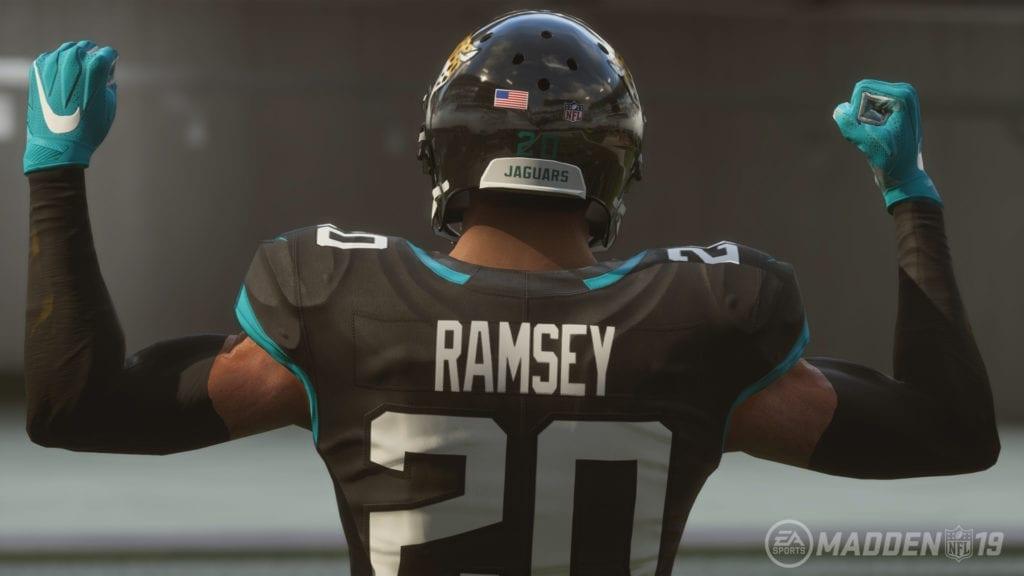Madden NFL 19 Screenshot - Jalen Ramsey