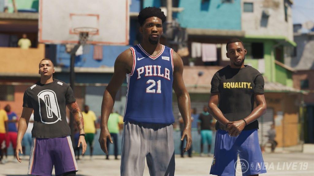 NBA Live 19 Screenshot 6