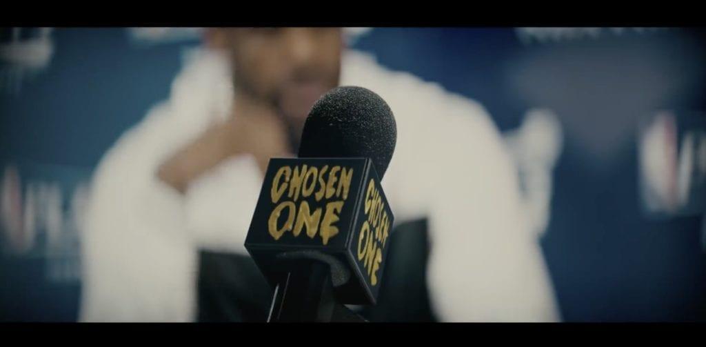 NBA 2K19 Lebron Trailer 2
