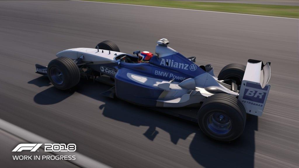 F1 2018 - Screen 10