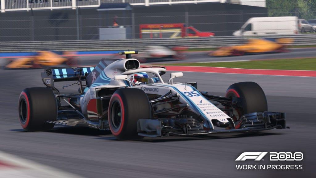 F1 2018 - Screen 13
