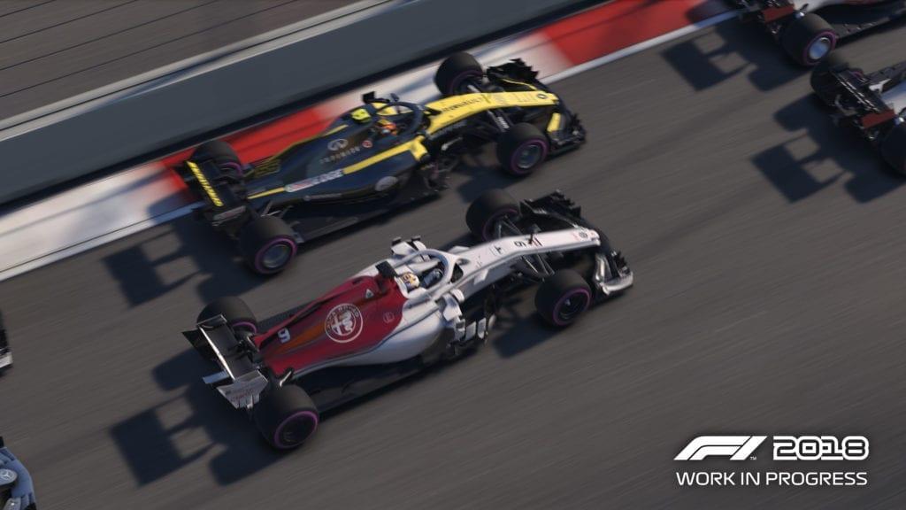 F1 2018 - Screen 6