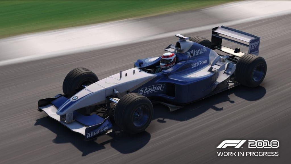 F1 2018 - Screen 7