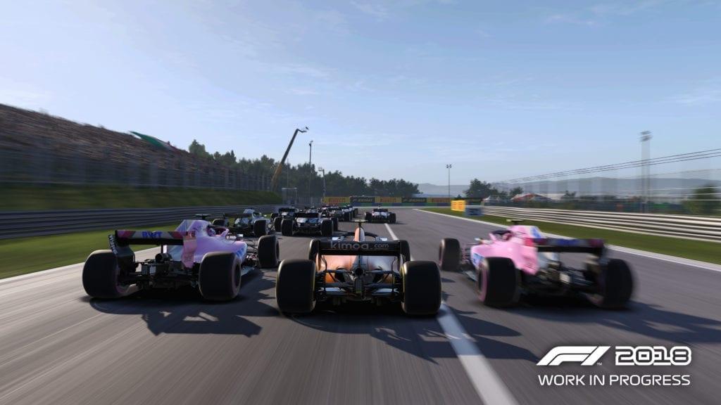 F1 2018 - Screen 9