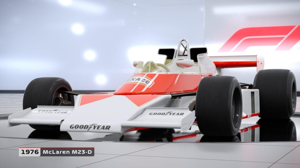 McLaren 76 copy