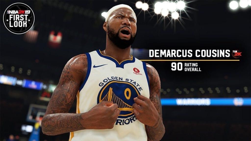 detailed look 88cbb ff107 NBA 2K19 Screenshot - Anthony Davis (Overall Rating - 94 ...