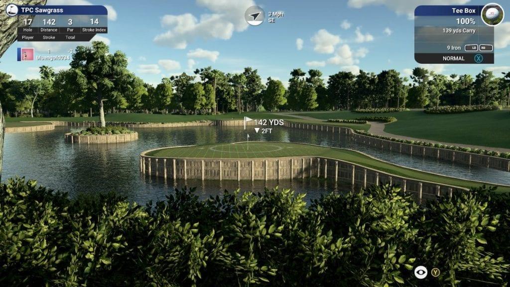 golf club 3