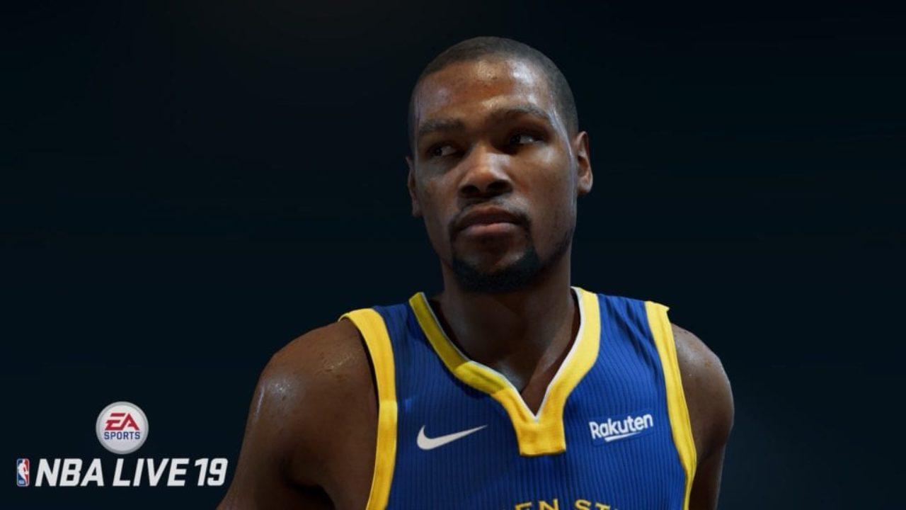 NBA Live 19 Screenshots - Durant, Embiid, Westbrook, DeRozan