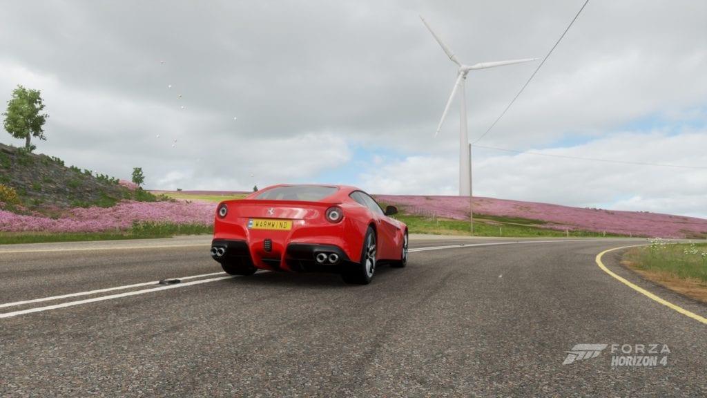 Ferrari Flowers