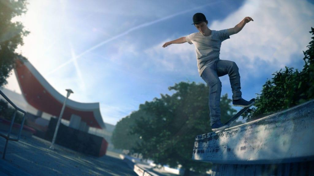Skater XL Concept Art