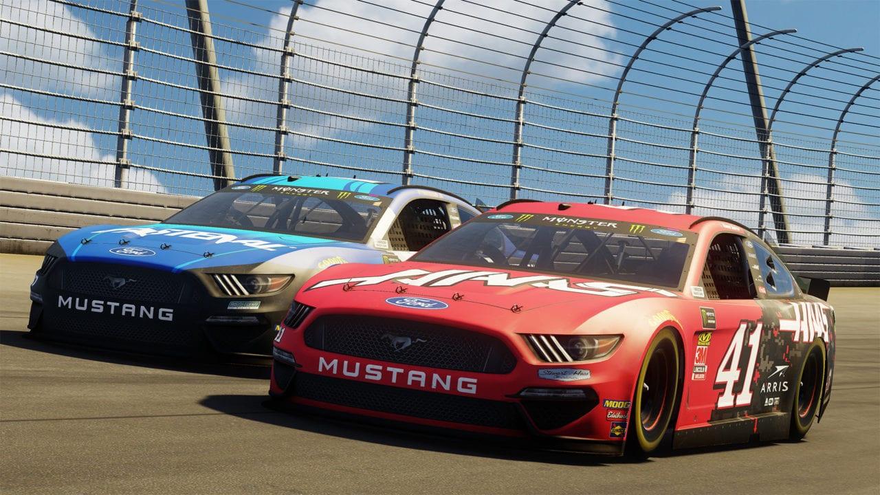 Nascar Mustang Drivers