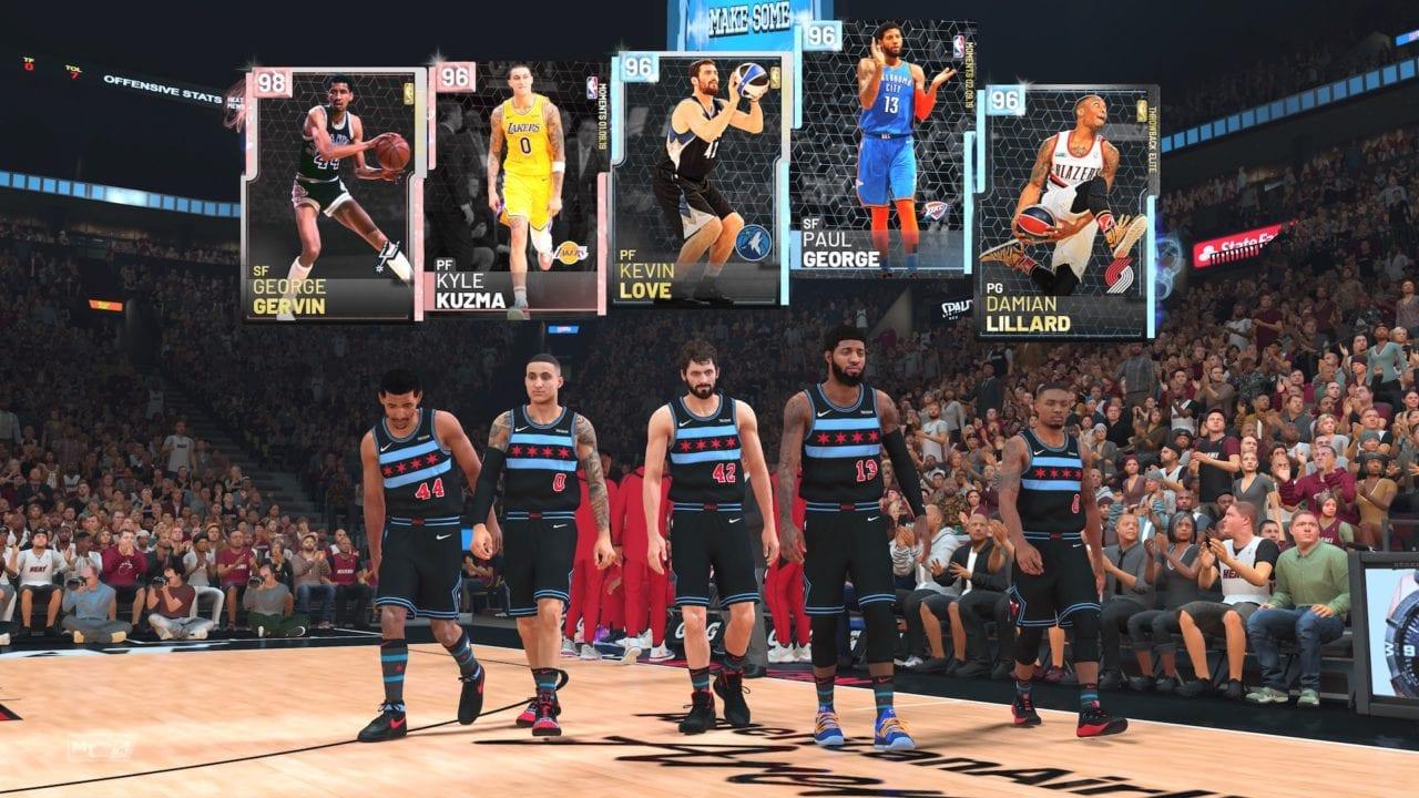NBA 2K19 MyTeam  Week 23 - Operation Sports 52353ab32
