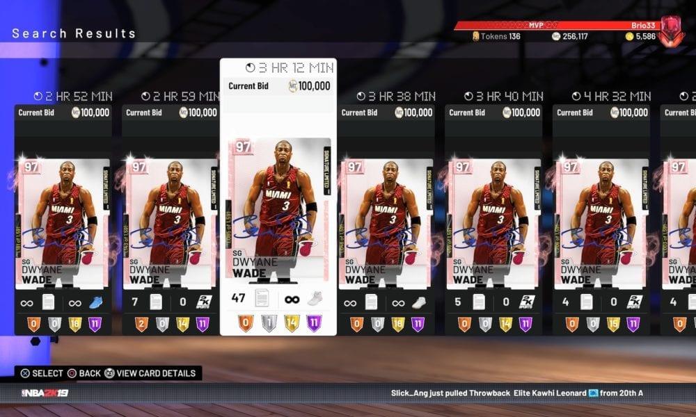 24 Week Sports Operation 2K19 NBA - MyTeam: