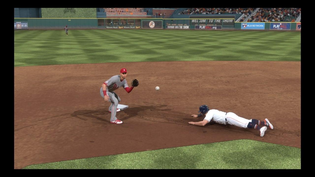 Stolen Base - MLB(R) The Show(TM) 19