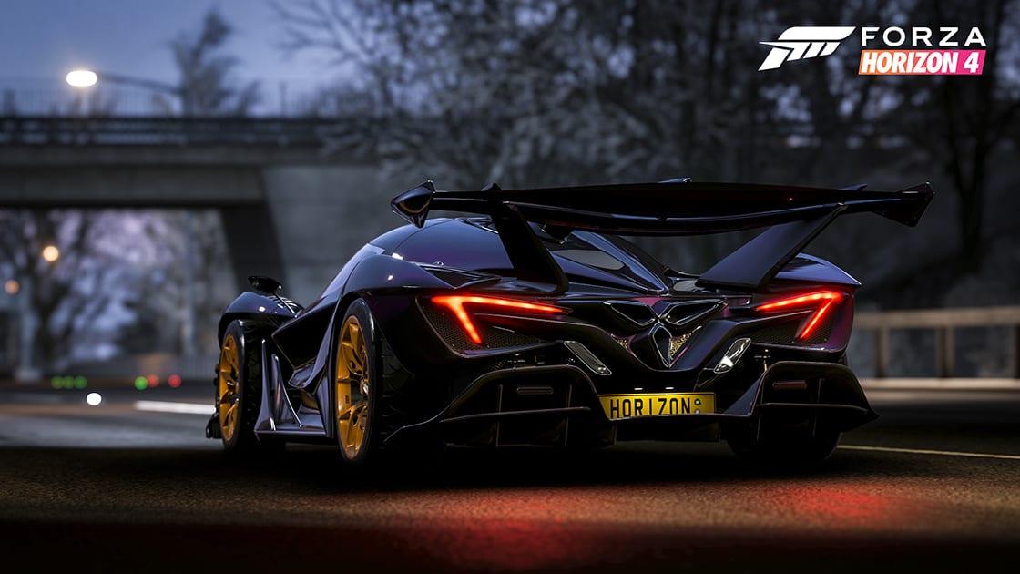 Forza Horizon 4 Update Features New Content, Rewards, Story, Custom