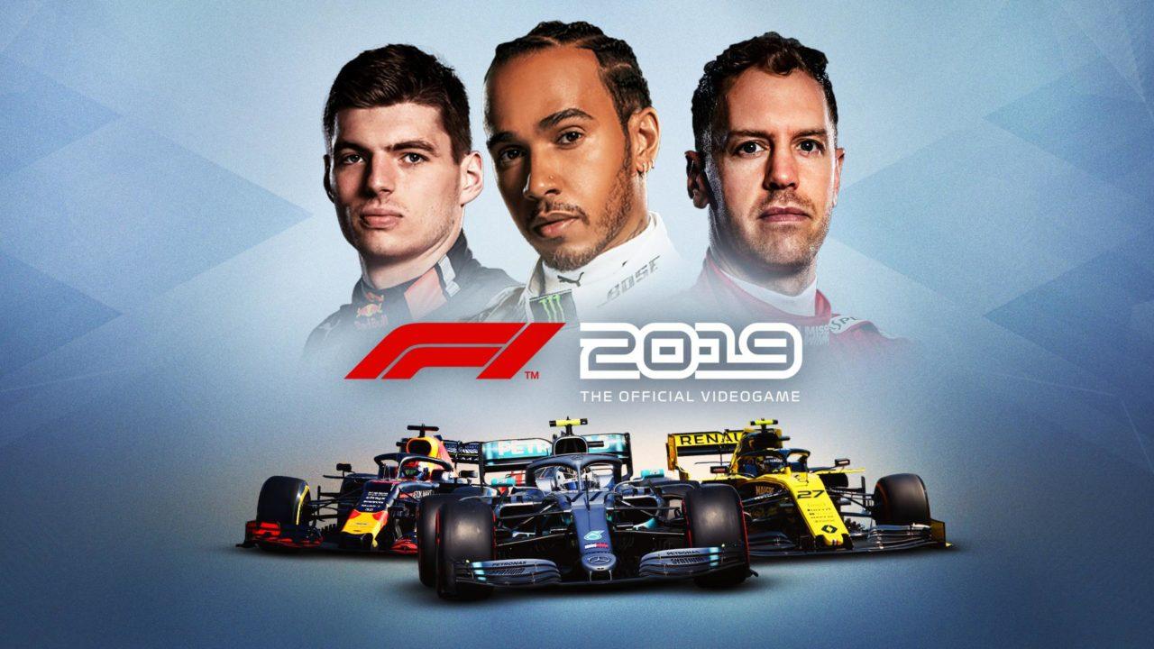 F1 cover
