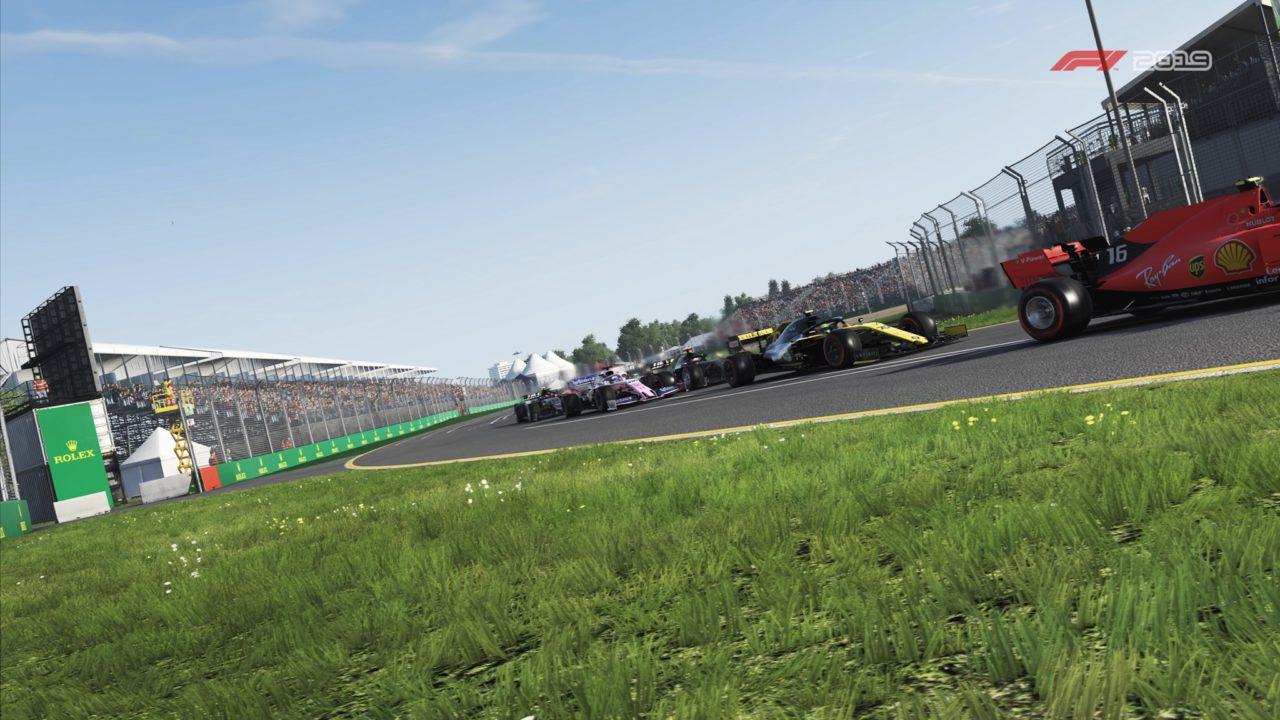 F1 random in race view