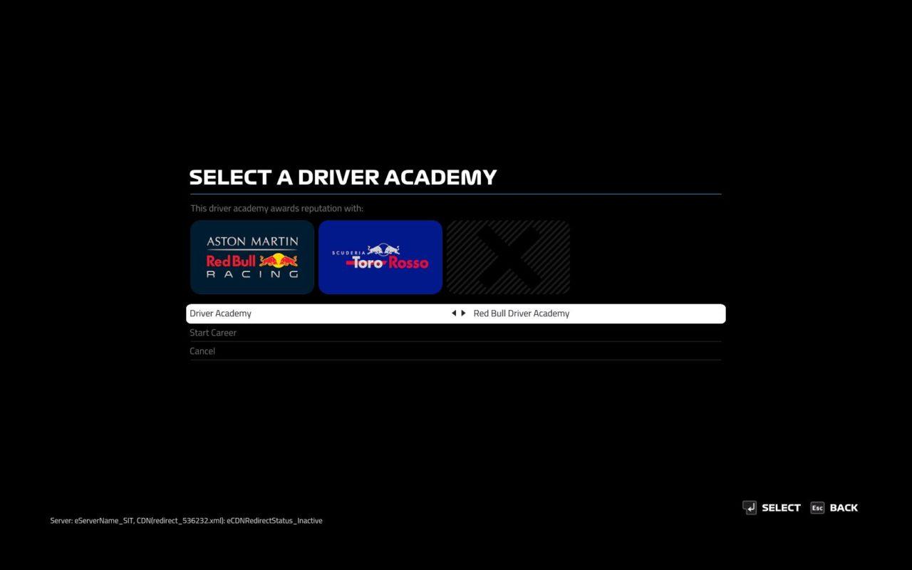 Select-driver-academy