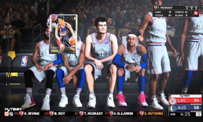 NBA 2K19 - Operation Sports