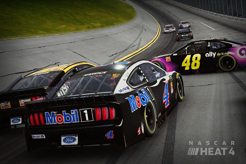 Nascar 2008 Screenshots Pictures Wallpapers: NASCAR Heat 4 Arrives In September