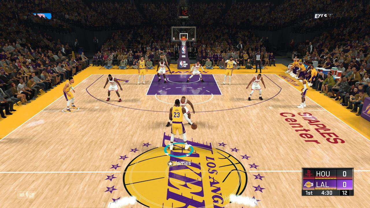 NBA 2K20 Gameplay Blog - Motion Engine Upgrade, Handles