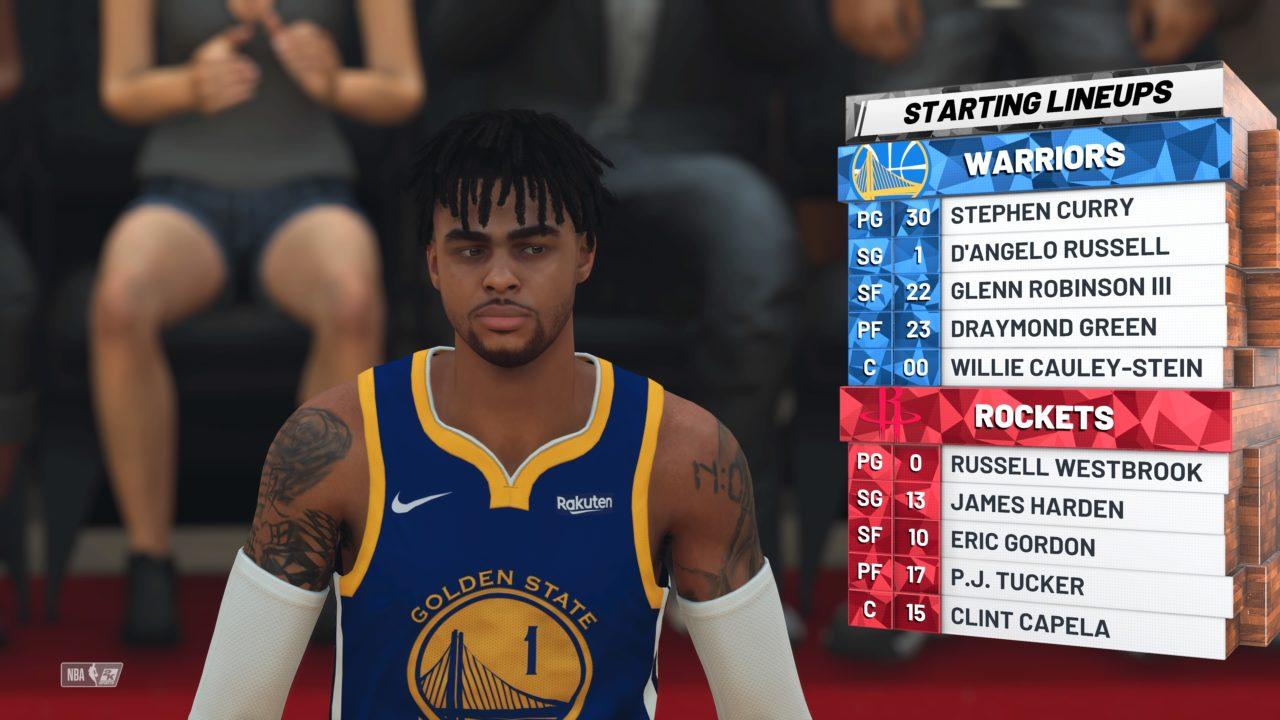 Predicting NBA 2K20 Team Ratings Using NBA 2K19: Western Conference