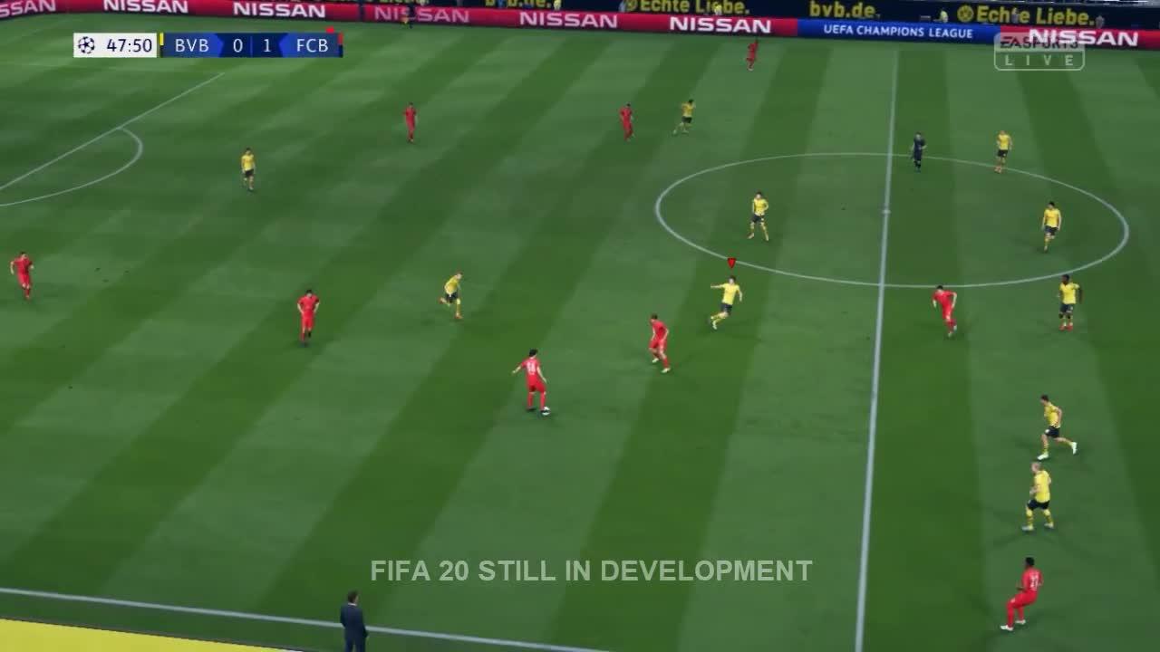 FIFA20Gameplay
