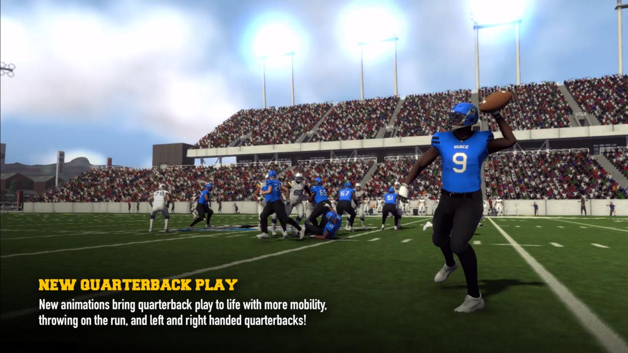 Mobile L&R Quarterbacks