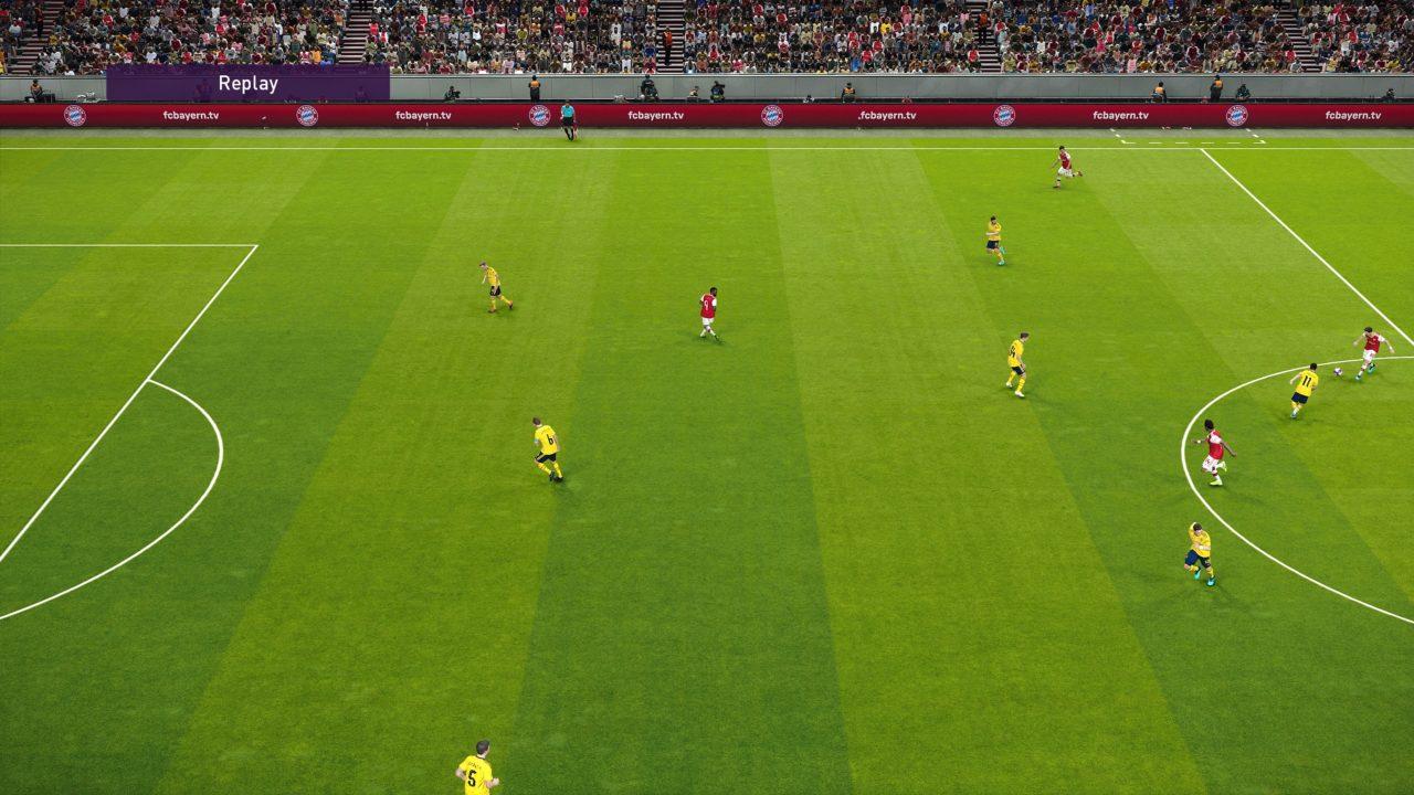 eFootball PES 2020 Demo Impressions - Operation Sports