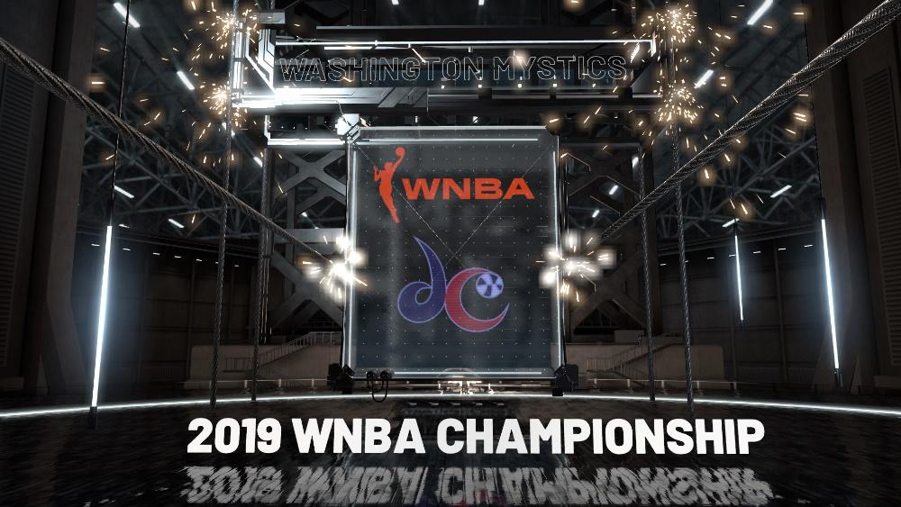 WNBA Champions