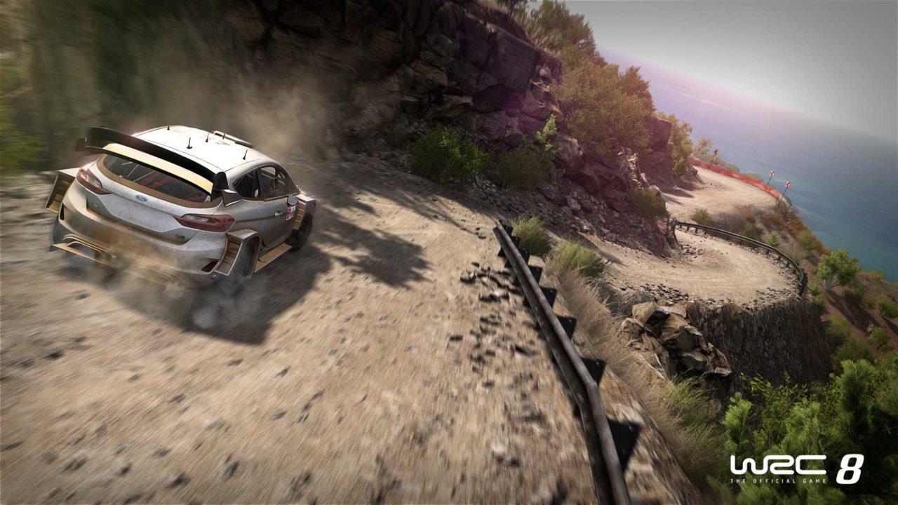 WRC Handling