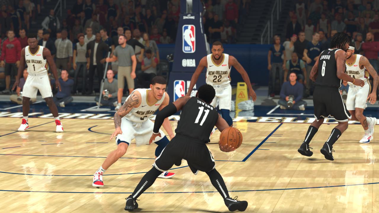 Como o NBA 2K pode auxiliar nas apostas de basquete
