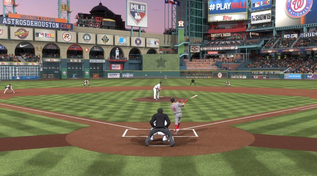 MLB The Show 19 World Series