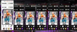 NBA 2K20 MyTeam card