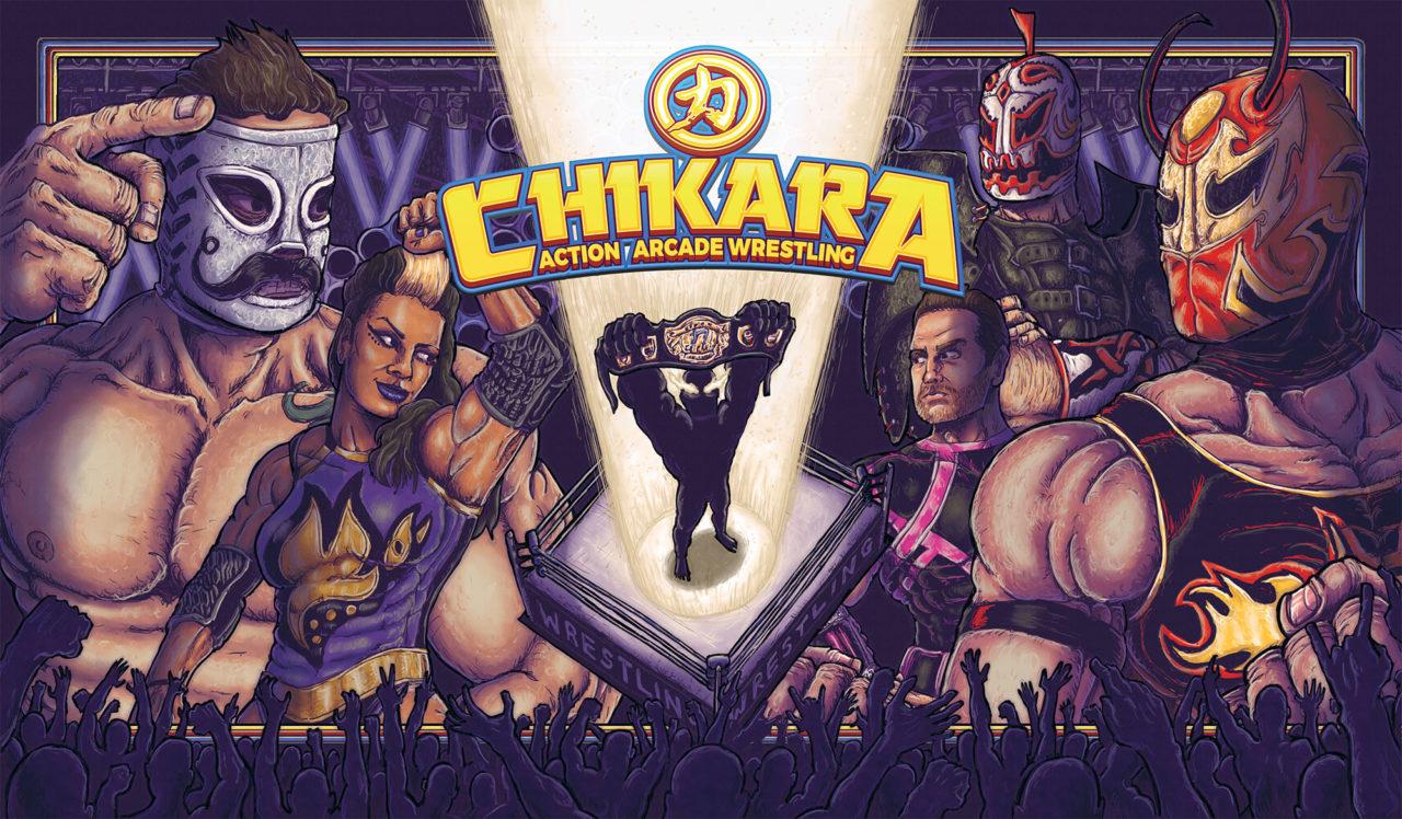 chikara-action-arcade-wrestling-main-art