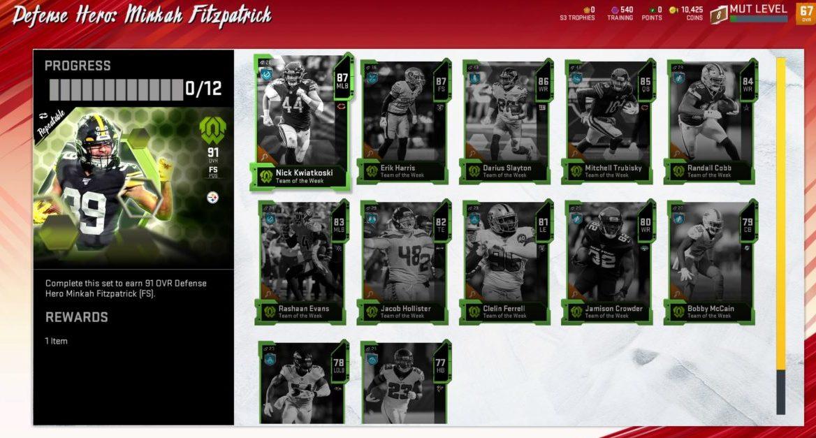 Madden NFL 20 Ultimate Team